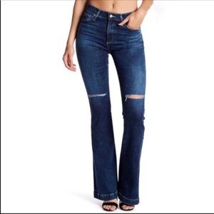 AG Adriano Goldschmied Janis high rise flare jeans